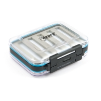 Tackle box Akara MS-0003 4.9x3.94x1.65 in, dual sided