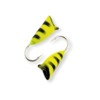 Tungsten mormishka Akara Banana fox with an eyelet