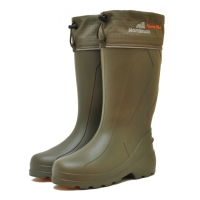 Boots NordMan POWER PLUS PE-22FUTM  with TM sole, insulated, with cuffs